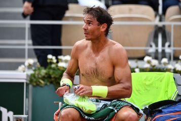 Rafael Nadal Shirtless 2019 Roland Garros Final Rafael Nadal Rafa Nadal Wimbledon
