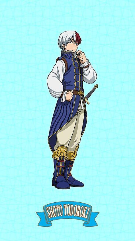 Shoto Todoroki Boku No Hero Academia Mha My Hero My Hero Academia Episodes Boku No Hero Academia