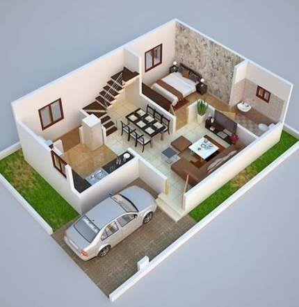 Super Kitchen Interior Luxury Floors 25 Ideas Duplex House Plans Duplex House Design 3d House Plans