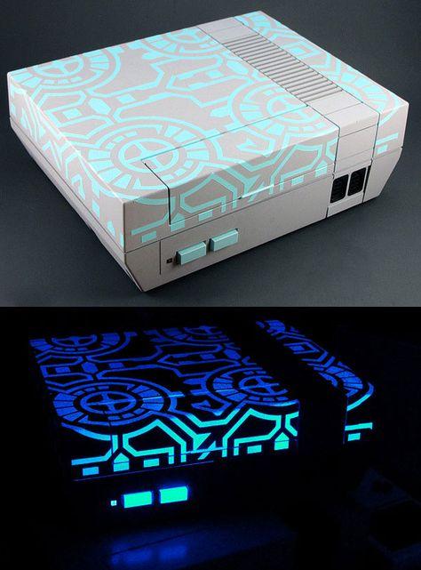 Nintendo, Tron Style