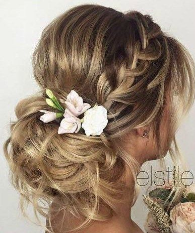 Easy Wedding Hairstyles You Can Do Yourself Wedding Simple