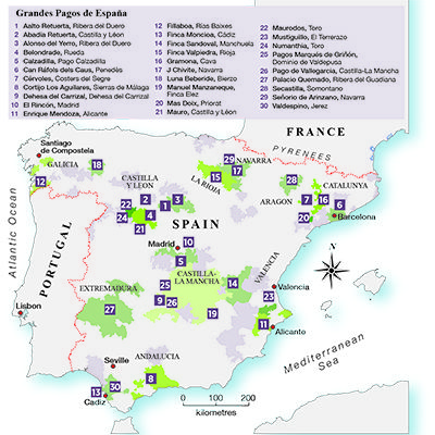 Vino De Pago When Is A Pago Not A Pago Wine Regions France