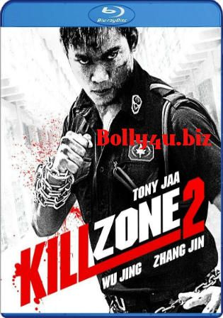 Kill Zone 2 2015 BluRay 950MB UNCUT Hindi Dual Audio 720p