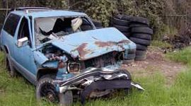 Top Cash For Damaged Salvage Cars In Edmonton Nobody Does A