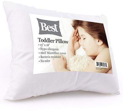 Top 10 Best Toddler Pillows In 2020 Reviews Amaperfect Toddler Pillow Baby Pillows Toddler Nap