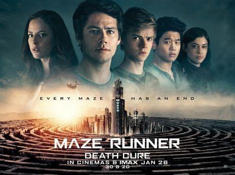 Maze Runner A Cura Mortal Filme Maze Runner Cura Maze Runner