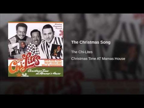 The Christmas Song - YouTube | Music... Gospel/Soul Music/Sermons ...