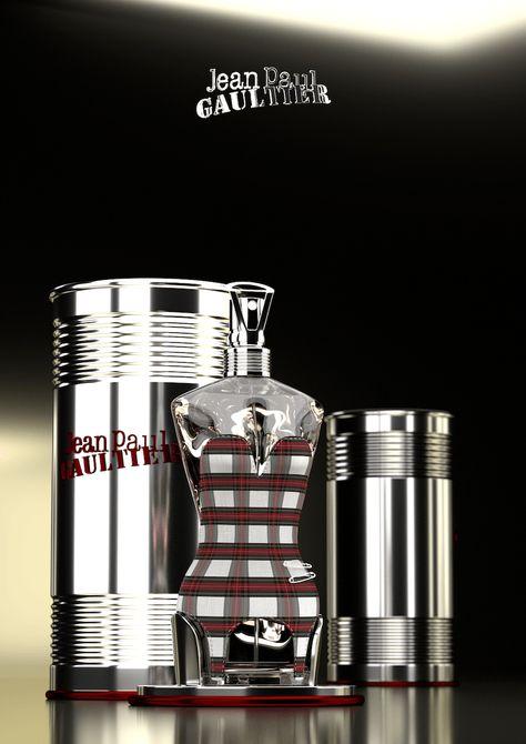 79 Beste Ideeën Over Jean Paul Gaultier Parfumflesjes Parfum Glazen Parfumflesjes