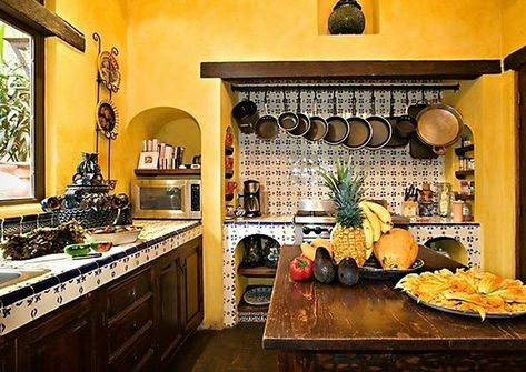 Imagen De Casa Varenka En Cocinas Mexicanas Coloniales Cocinas