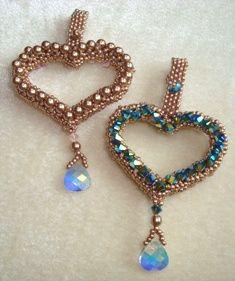 Valentine Heart Pendant   JewelryLessons.com