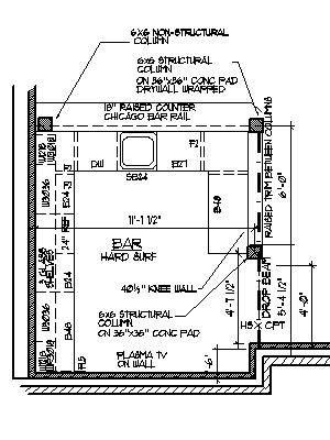 Wonderful Basement Bar Design Plans Building Cozy Basement