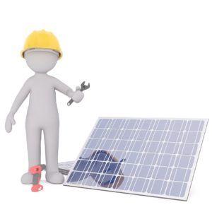15 Preguntas Para Hacerles A Su Instalador Electriciansonly Paneles Solares Sistema De Paneles Solares Instalacion De Paneles Solares