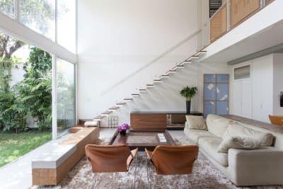 Cr2 Architecture Fran Parente Casa De Vila Divisare Dengan Gambar Desain Rumah Rumah Desain