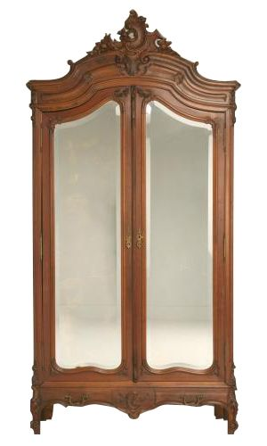 Antique Armoire Antique Wardrobe French Antique Furniture   To Die For! |  Antique Me! | Pinterest | Antique Wardrobe, French Antiques And Antique  Furniture