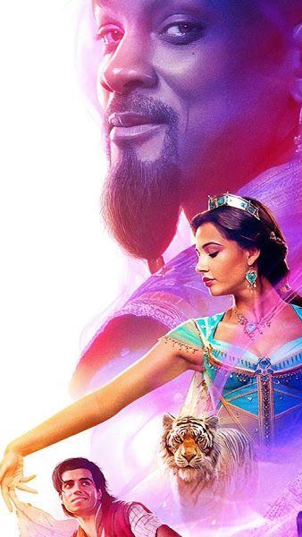 Aladdin 2019 Characters 4k 3840x2160 Wallpaper Aladdin