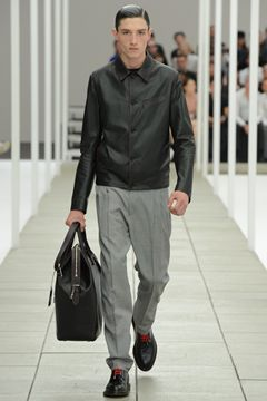 Dior Homme Spring 2013 Menswear Collection on Style.com: Complete Collection