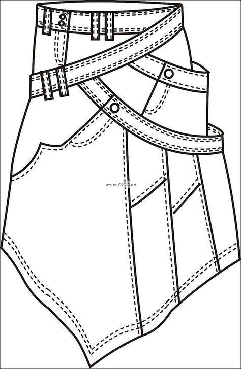 Skirt Design Drawing 54 Ideas For 2019