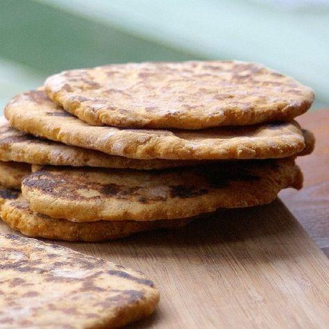 Sweet Potato Naan Bread - foodgawker » Vegan
