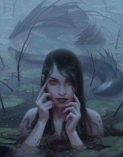 The Siren's Song by Miranda Meeks