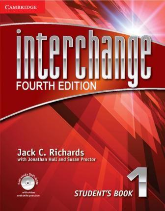 Interchange 4th Edition Book 1 Workbook Audio Program Con