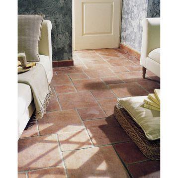Carrelage Interieur Toscana En Gres Emaille Cuir 20 X 20 Cm Carrelage Interieur Carrelage Et Parement Mural