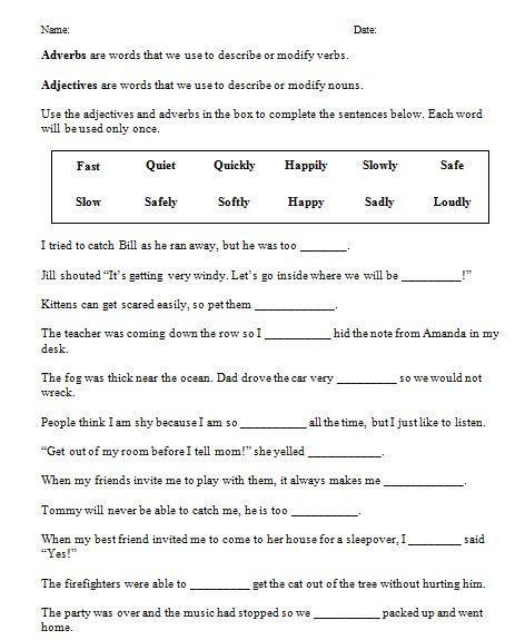 Third Grade Worksheets English Language Worksheets Printable English Worksheets Third Grade Worksheets 3rd grade theme worksheets