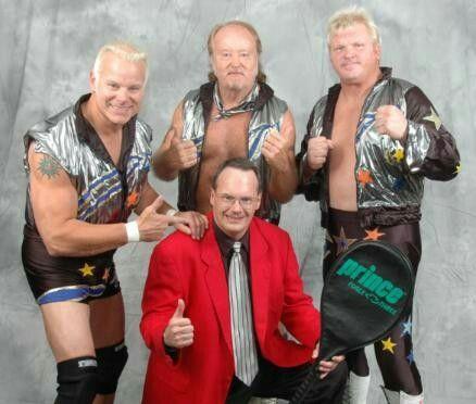 Cornette Signed 8x10 Photo PSA//DNA WWE Midnight Express Stan Lane Bobby Eaton J