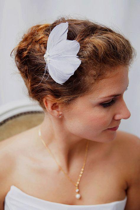 Nuziale capelli - capelli gioielli - Stephanie - nuziale pettorale - acconciatura-bambino capelli sposa-clip capelli rosa-viola della clip-.