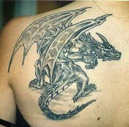 Western Dragon Big Tattoo Planet Community Forum Dragon Tattoos For Men 3d Dragon Tattoo Dragon Tattoo