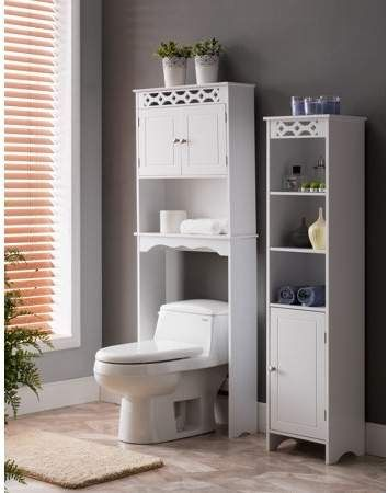 Home Products In 2019 Bathroom Rack Bathroom Storage Over