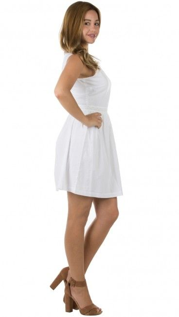 Beyaz Elbise Dar Modelleri Kadinlive Com Moda Stilleri Elbise Mini Elbiseler