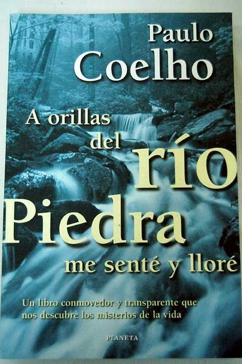 Pin De Joanna Rosmali Mangarre Cabello En Libros Paulo Cohelo
