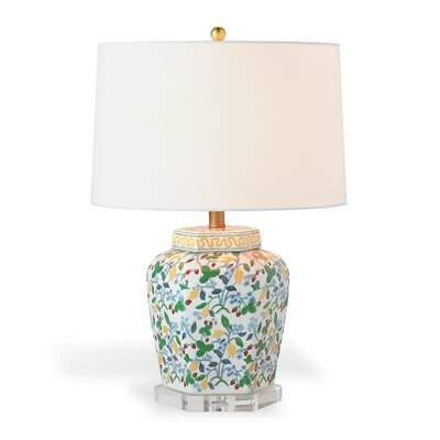 Port 68 Crewel Summer 24 Table Lamp Wayfair Jar Table Lamp Table Lamp Lamp