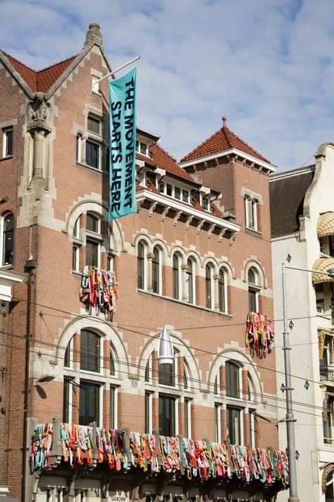 """""""Fashion For Good"""" inaugure un musée interactif à Amsterdam - Actualité : Industrie (#1021540)"""