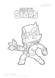Brawl Stars Fise De Colorat Căutare Google Star Coloring Pages Coloring Pages Drawing Tutorial