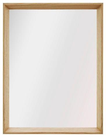Spiegel 32 5 42 5 4 Cm Spiegel Spiegel Rahmen Eiche Massiv