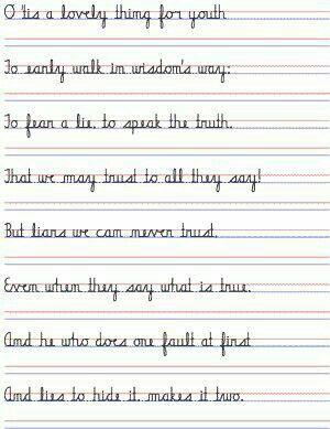 Straight cursive handwriting to practice | Cursive | Cursive ...