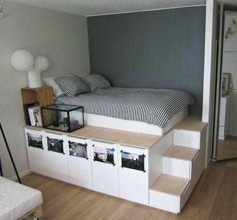 contemporary bedroom photo by coaster pany homeclick