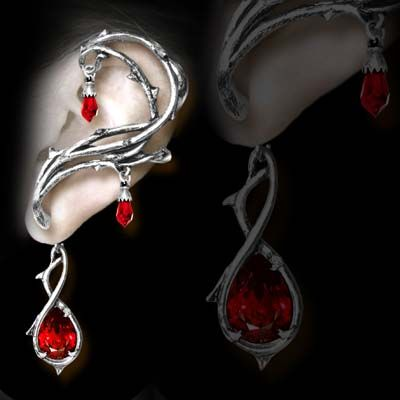 Gothic Jewelry - Charmed in New England