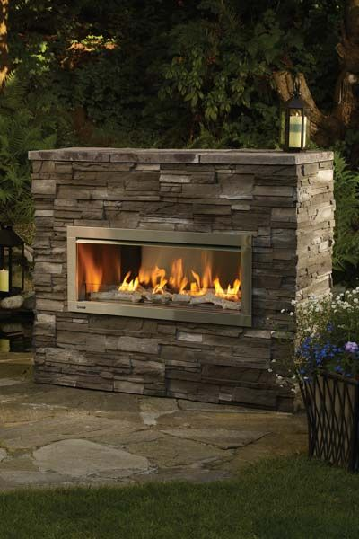 Pin On Outdoor Gas Fireplaces