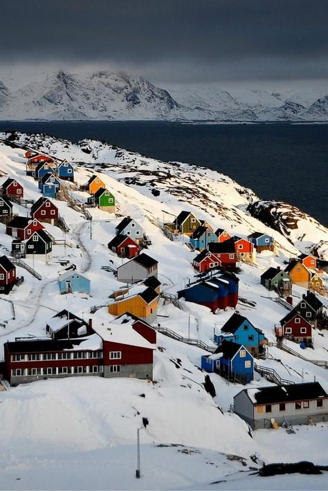 Greenland Travel, Nuuk Greenland, Summer Fun List, Summer Sun, Summer Bucket, Outdoor Dates, Nature Photography, Travel Photography, Easy Jet