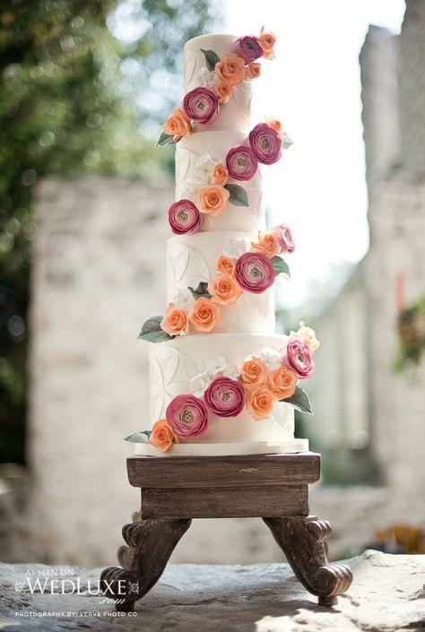 wedding cake design by konstadin.com
