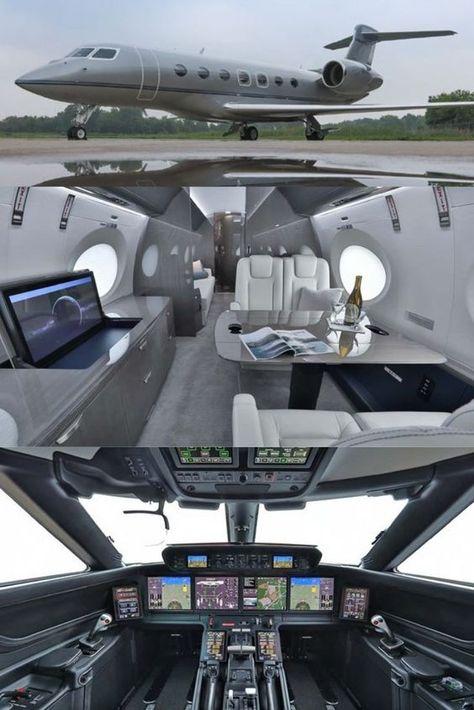 Gulfstream G500 For Sale! #Aircraft   #aircraft