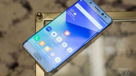 Samsung Galaxy Note 7 arrives August 19th with curved display, iris scanner