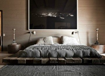 Low Level Bed Frames 40 Low Height And Floor Bed Designs That Will