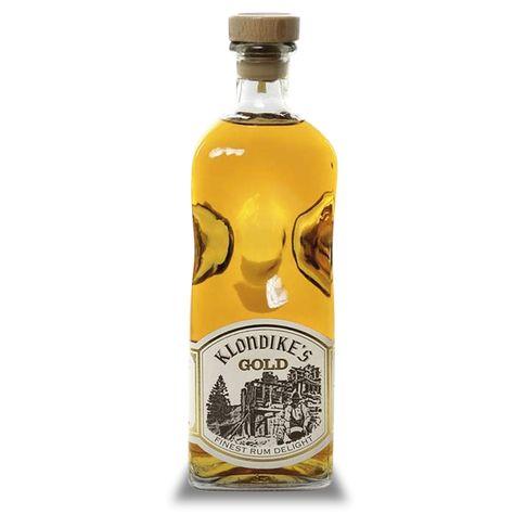 Klondikeu0027s Gold Rum 25Vol #Gadgets #Geschenk Lifestyle - fototapete für küchenrückwand