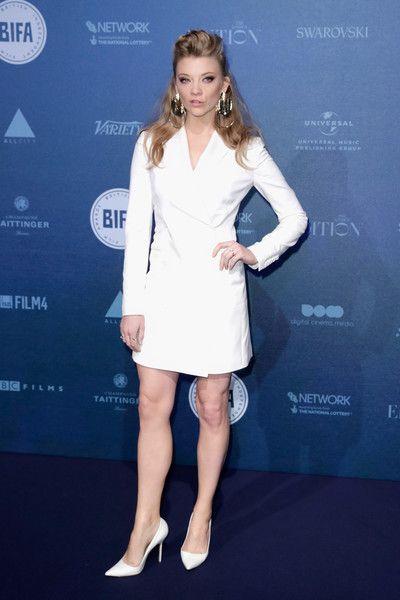 Natalie Dormer attends the British Independent Film Awards held at Old Billingsgate.