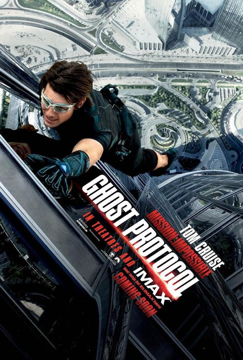 Mission Impossible Iv Ghost Protocol Rewatched Netflix Missao
