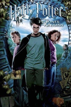 Capa Filme Com Imagens Prisioneiro De Azkaban Cartaz Harry Potter