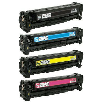 4PK Toner Cartridge Black Color Set For Canon 116 imageClass MF8080cw  MF8050cn